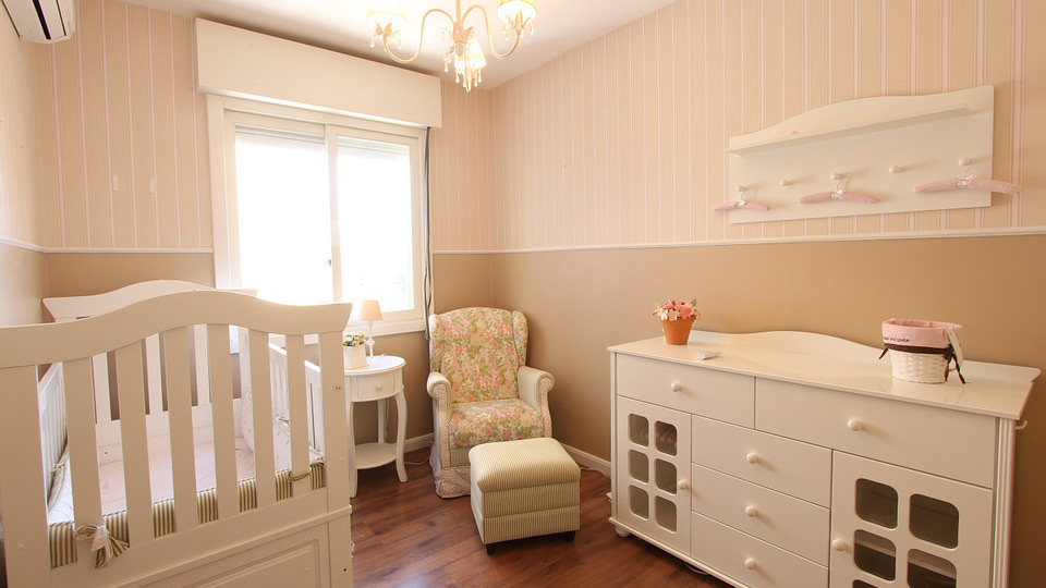 jak urzadzić pokój niemowlaka