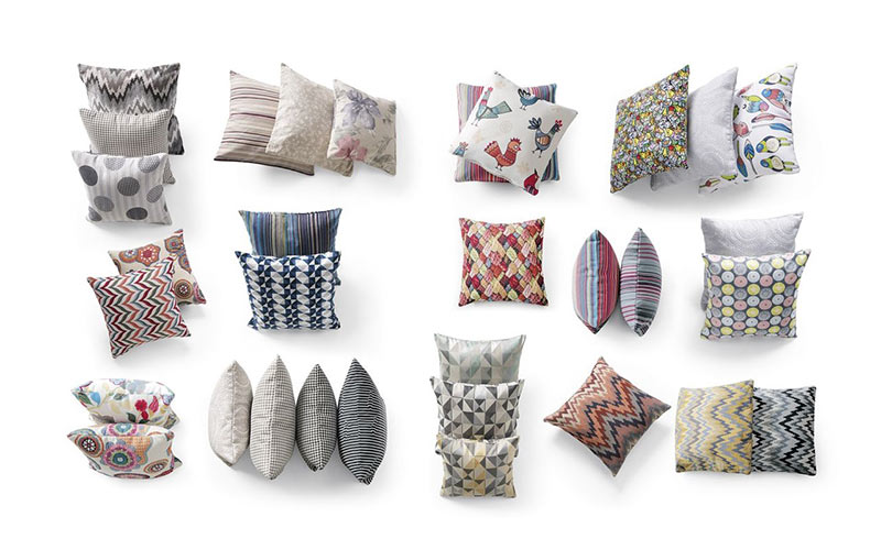 ozdobne poduszki dekoracyjne